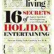 16 secrets of holiday entertaining